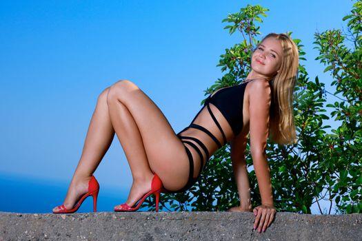 Фото бесплатно Gabriella, сексуальная девушка, сексуальная