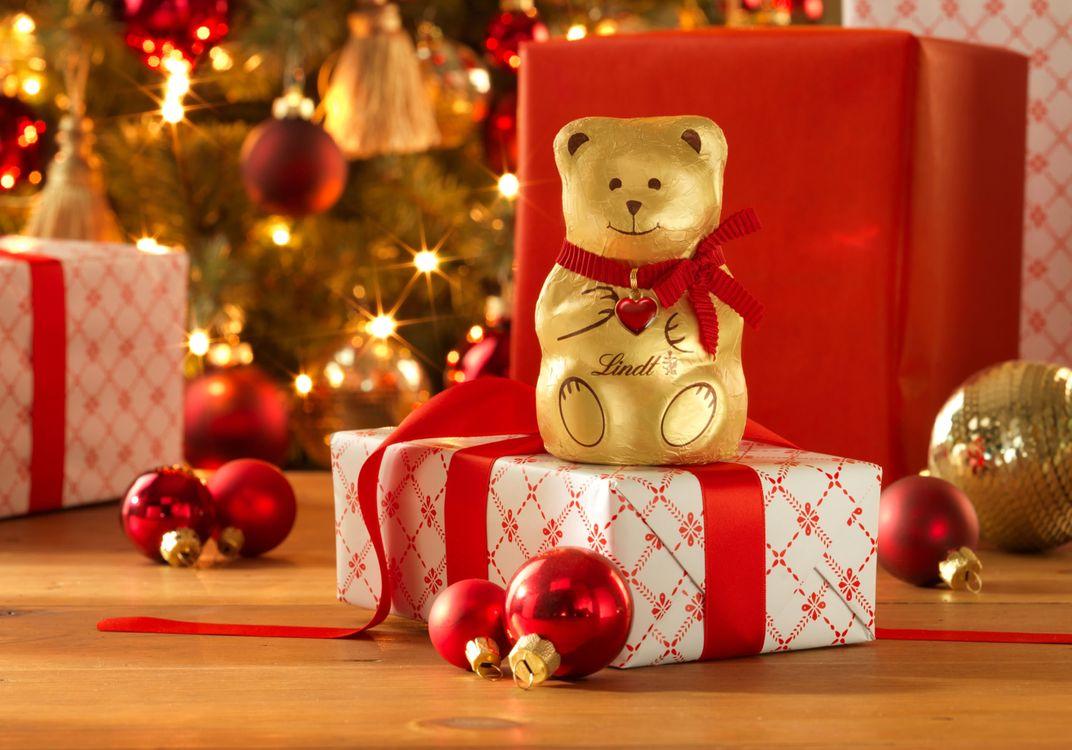Фото бесплатно праздник, Новый год, подарки - на рабочий стол
