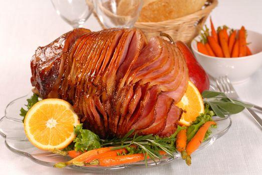 Фото бесплатно мясо, лимон, овощи