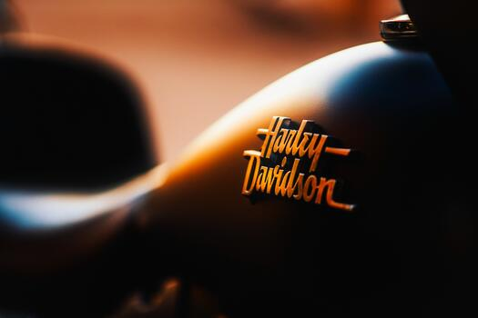 Photo free Harley Davidson, motorcycles, logo