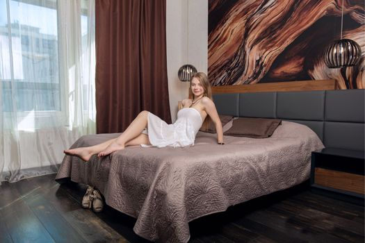 Photo free Siena, blonde, beds