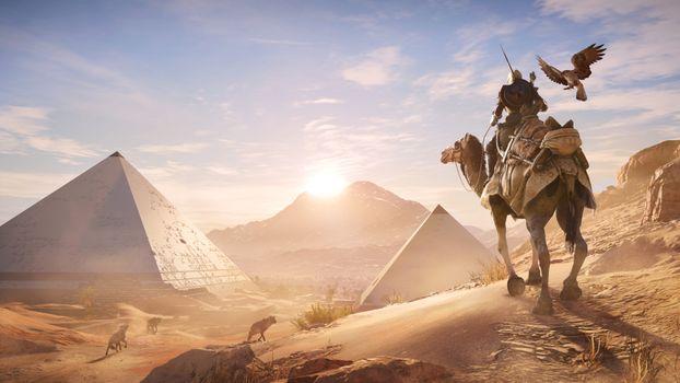 Photo free games, Concept Art, Camel