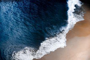 Фото бесплатно океан, волны, природа