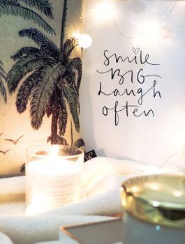 Фото бесплатно надпись, мотивация, свечи