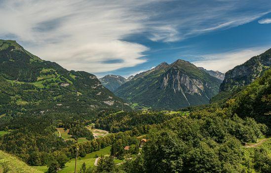 Фото бесплатно природа, Швейцария Альпы, леса швейцарии