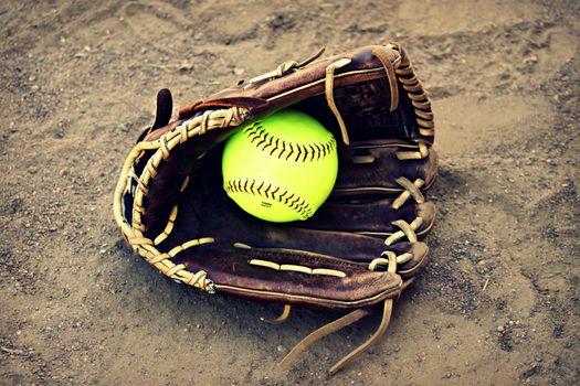 Фото бесплатно отдых, спорт, софтбол