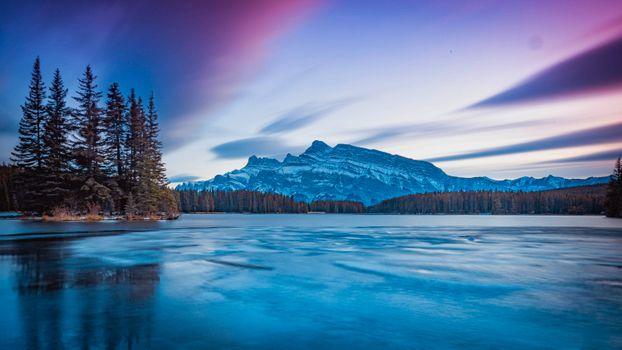 Фото бесплатно Канада, национальный парк Банф, декорации