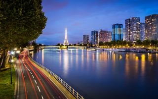 Париж 2018