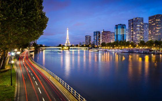 Париж 2018 · бесплатное фото