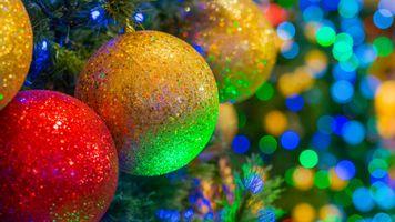 Фото бесплатно элементы, игрушки, Новогодний стиль