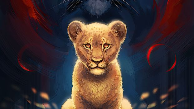 Заставки фильмы, Disney, Lion