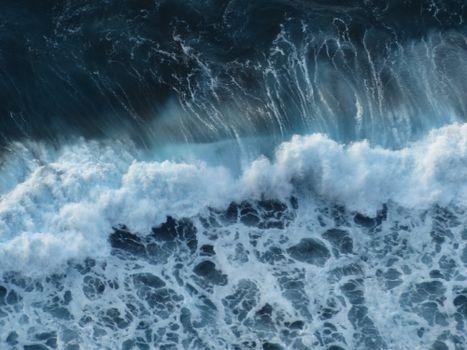 Фото бесплатно океан, волна, атмосферное явление