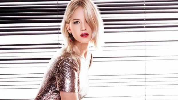 Фото бесплатно Jennifer Lawrence, платье, блондинка