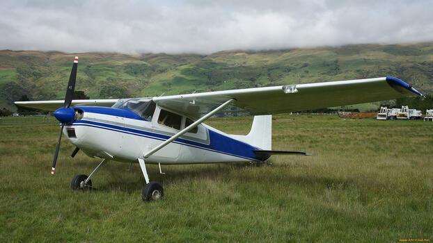 Photo free aviation, maize, small plane