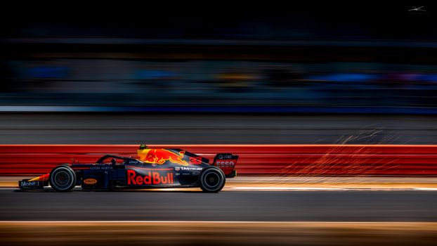 Photo free Red Bull, f1, cars