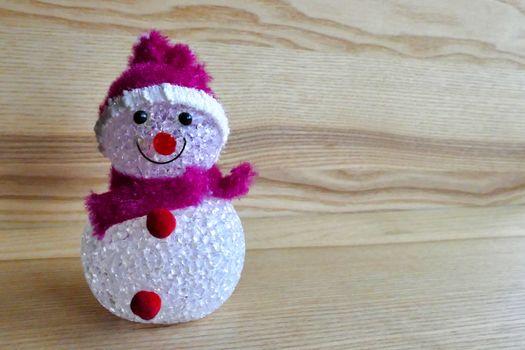 Photo free cartoon, snowman, winter