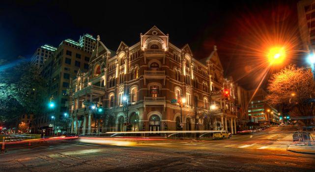Photo free Austin, USA, city