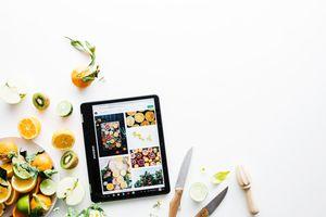 Фото бесплатно еда, цветок, flatlay