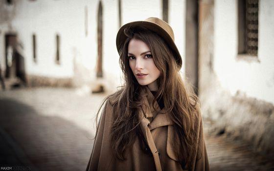 Фото бесплатно Karina Sunceva, девушки, модель
