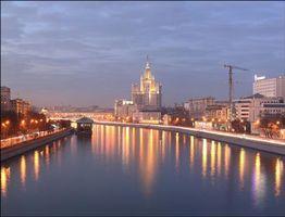 Фото бесплатно Москва-река, Москва, Россия