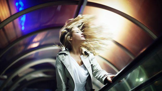 Photo free hair, wind, girls