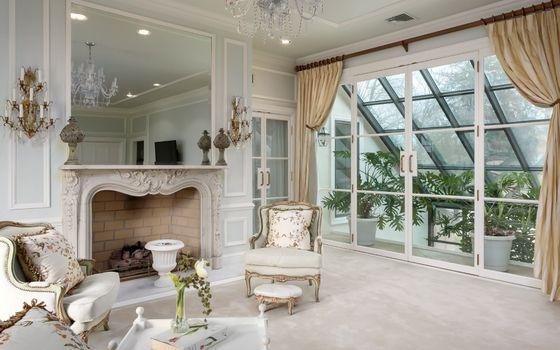 Фото бесплатно гостиная, дом, мебель