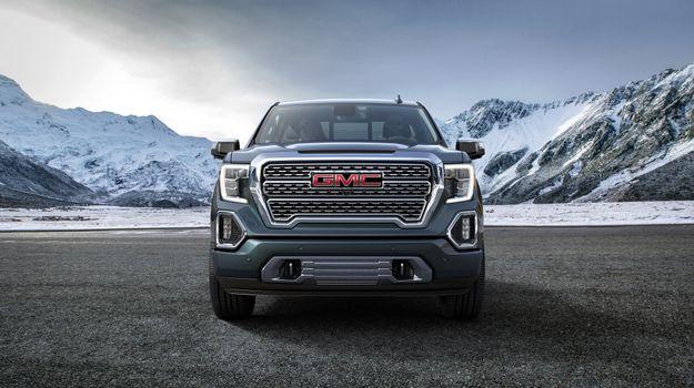 Photo free GMC, Gmc Sierra, cars 2019