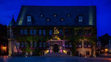 Фото бесплатно лучи света, Германия, лестницы