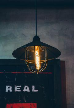 Заставки лампы, люстры, надпись