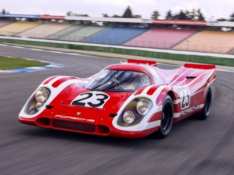 Photo free porsche 917, red, formula 1 racing cars