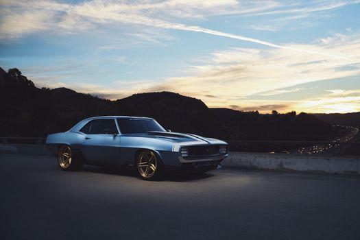 Фото бесплатно Chevrolet, Сamaro, автомобили