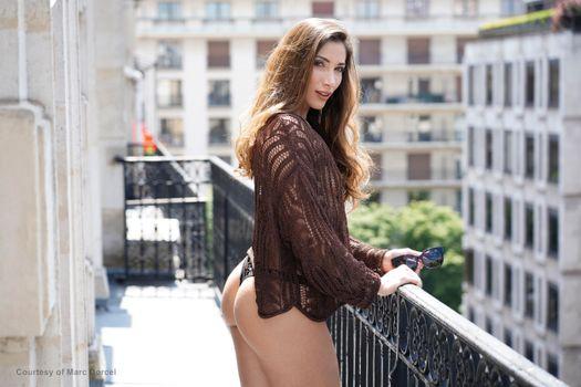 Photo free pornstar, Clea Gaultier, brunette