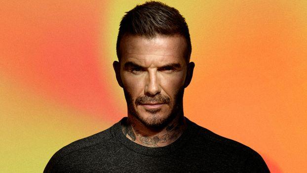 Photo free celebrities, David Beckham, Adidas