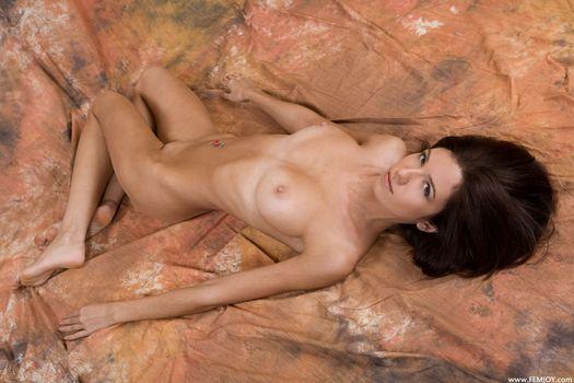 Фото бесплатно Флоренс, обнаженная девушка, модель