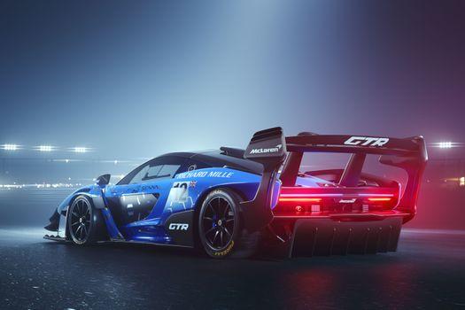 Photo free Mclaren, 2019 cars, Mclaren Senna Gtr