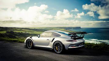 Фото бесплатно автомобили, 2019 автомобилей, Porsche 911 Gt3 R