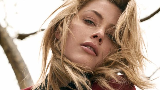 Photo free Amber Heard, girls, hair