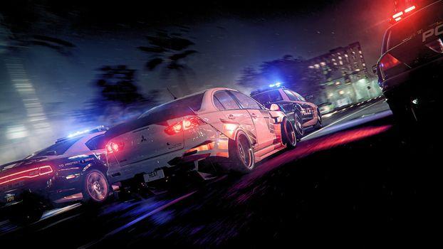 Фото бесплатно высокоскоростной нагрев, Need for Speed, игры