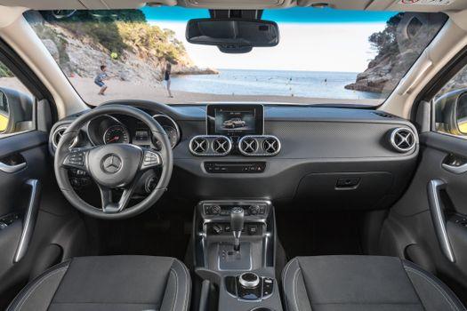 Фото бесплатно Mercedes-Benz X-Klasse, машина, автомобиль