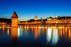 Фото бесплатно Люцерн, Швейцария