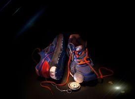 Фото бесплатно кроссовки, обувь, часы