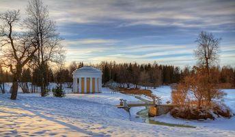 Фото бесплатно Павловский парк, Павловск, Россия
