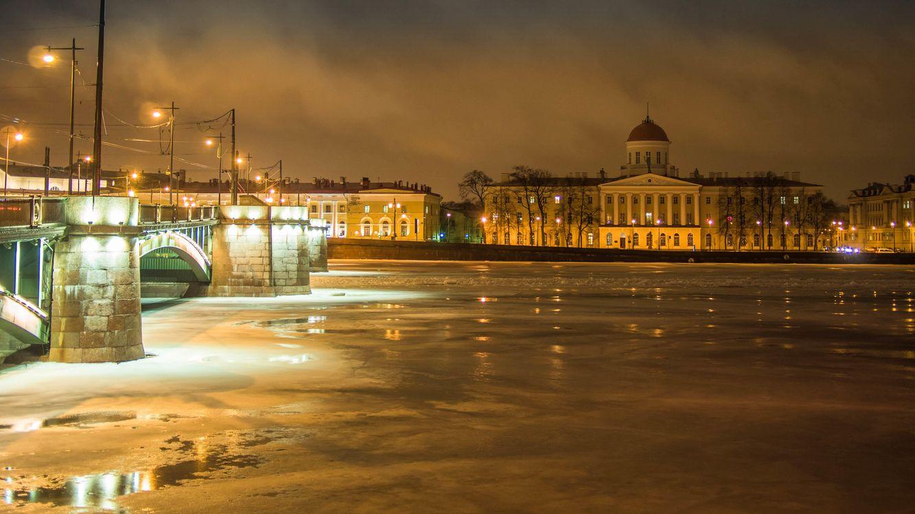 Фото бесплатно The Institute of Russian Literature the Pushkin House, Saint-Petersburg, город