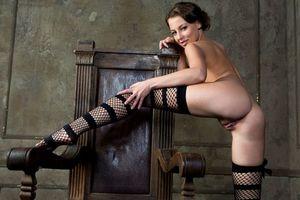Фото бесплатно Nikia, модель, красотка, голая, голая девушка, обнаженная девушка, позы, поза, сексуальная девушка, эротика