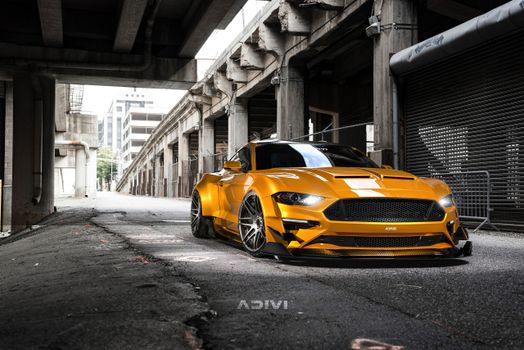 Photo free Ford Mustang, 2021 cars, cars