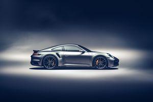 Фото бесплатно Porsche 911, Porsche, серый