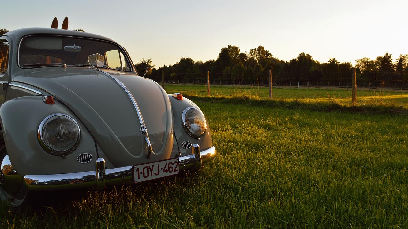 Фото бесплатно Volkswagen, Volkswagen Beetle, автомобиль, Oldtimer, vintage, машины