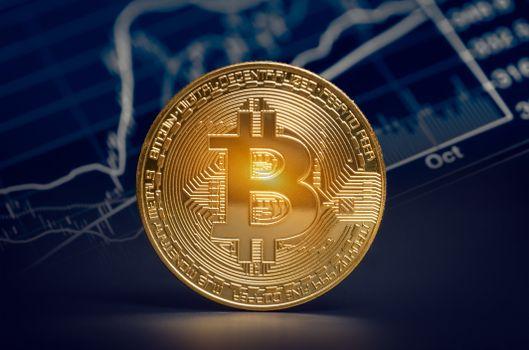 Фото бесплатно Bitcoin, рост, монета