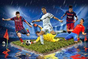 Фото бесплатно футбол, футболисты, поле