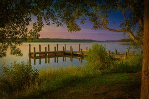Бесплатные фото река,озеро,водоём,закат солнца,утро,рассвет,деревья